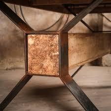 j n rusticus industrial style rustic elk dinning table industrial style rustic elk dinning table