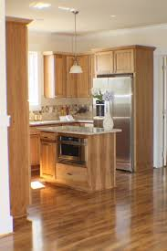 Hickory Wood Kitchen Cabinets Cabinet Good Hickory Kitchen Cabinets Ideas Knotty Hickory