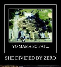 Divide By Zero Meme - she divided by zero very demotivational demotivational posters