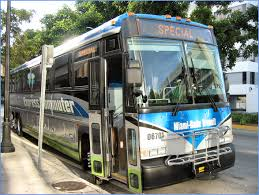 Miami Dade Transit Map by Miami Bus Route Planner The Best Bus