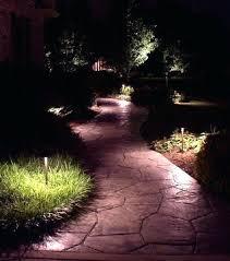 120 Volt Landscape Lights Led Landscape Lighting 120 Volt Led In Ground Well Light 3 Watt
