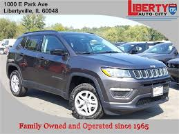 maroon jeep 2018 jeep compass sport 4x4 in libertyville il chicago jeep