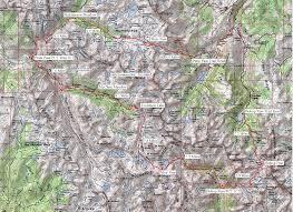 Desolation Wilderness Map September 2012 Leor Pantilat U0027s Adventures