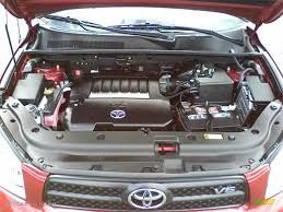toyota rav4 v6 engine 2008 toyota rav4 v6 3 5 liter dohc 24 valve vvt v6 engine photo