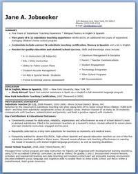 Substitute Teacher Resume Example by Independent Contractor Resume Examples Http Megagiper Com 2017