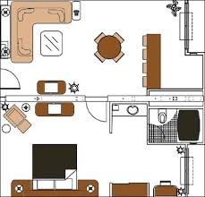 Caesars Palace Suites Floor Plans The Orleans Hotel U0026 Casino Deluxe Rooms Deluxe Two Queens