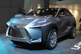 lexus suv models prices lexus lf nx concept first look automobile magazine