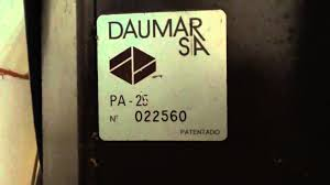 sigma packaging b6964 daumar pa 25 rotary scale operational