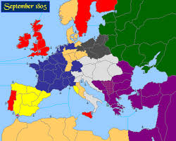 France And Spain Map by 1805 Scenario Ctg Nie Version 1 9 Napoleon In Europe