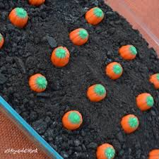 dirt cake halloween pumpkin patch dirt cake the resourceful mama