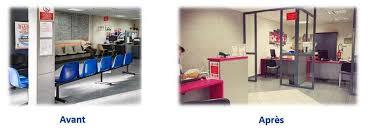 travaux de bureau travaux de rénovation du bureau des entrées de la clinique