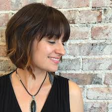graduated bob with fringe hairstyles most popular bob haircuts styles popular haircuts