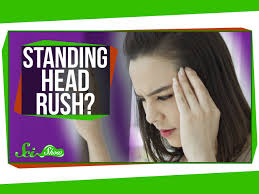 light headed dizzy when standing up why do i feel lightheaded when i stand up youtube