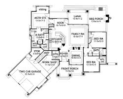 craftsman style house plan 3 beds 2 00 baths 1848 sq ft plan