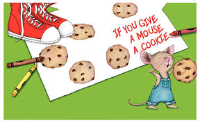 if you give a mouse a cookie clipart clipartxtras