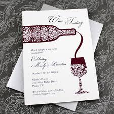 Wedding Rehearsal Dinner Invitations Templates Free Wine Tasting Invitation Template U2013 Download U0026 Print