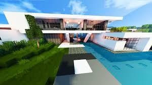 Map Home Green Lantern U0027s Beach House Modern Beach House Minecraft Maps