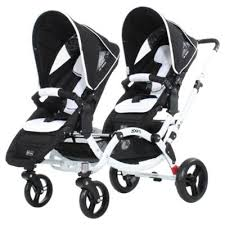 abc design tandem buy abc design zoom tandem pushchair black white from our