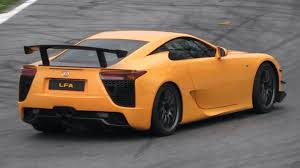 lexus lfa v10 engine for sale lexus lfa nürburgring edition lovely v10 sound on track