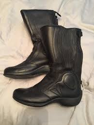 ladies leather motorcycle boots dainese ladies leather motorcycle boots in rayleigh essex gumtree