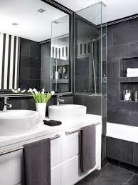 badezimmer weiss moderne badezimmer schwarz weiss ziakia