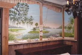 wall murals kitchen home design ideas