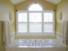 window treatments for bathroom neat idea for our bathroom window