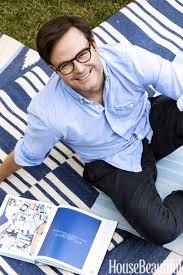 Amy Neunsinger Blue And White House Los Angeles Designer Mark D Sikes