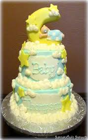 parties with cake spring baby shower cakes and cupcakes