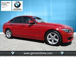 bmw dealership fort myers certified pre owned 2014 bmw 328i for sale in naples fl near ft