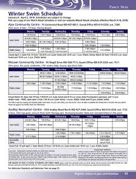 my publications community recreation parks guide winter 2018