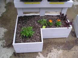 herbs planter pallet herbs planters 1001 gardens