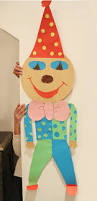 preschool clown craft preschool ideas pinterest clown crafts