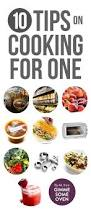 10 tips on cooking for one advice food and meals