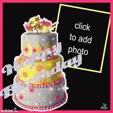animated layered birthday cake imikimi