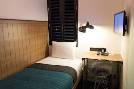 Single Hotel Bedroom Design A Night At Pod 39 Hotel Nyc Cool Hunting