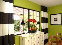Black And White Striped Curtains Ikea 180 Best Curtains Images On Pinterest Curtains Bamboo Blinds