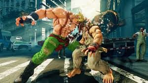 street fighter 5 halloween costumes capcom drops early gameplay details for street fighter v u0027s alex