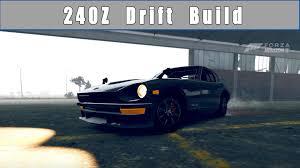 forza horizon 2 drift build nissan 240z youtube