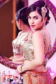 your guide to bridal air brush make up much more myshaadi in