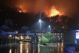 Saskatchewan Wildfire Evacuations by Photos Of The Wildfires Near Gatlinburg Tennessee The Atlantic