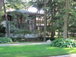 Frank Lloyd Wright Houses For Sale Illinois Suburbs Real Estate Guide For Cities Towns And More
