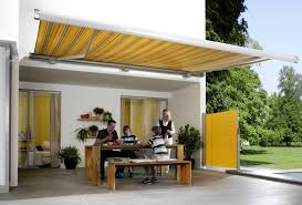 Side Awnings Side Screen Awning Access Awnings