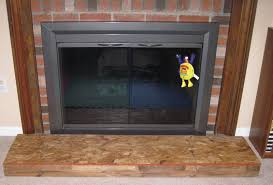 making a fireplace hearth guard momondealzblog