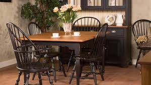 Amish Dining Room Furniture New Dining Room