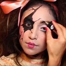 halloween makeup app dulce candy u0027s halloween tutorials popsugar latina