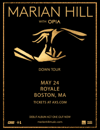 Boston Underground Map by Sold Out Marian Hill Royale Boston