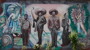 11 east la murals that deserve more than a drive by the siren four heros2 murals