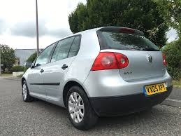 used volkswagen golf hatchback 1 6 fsi se 5dr in swindon