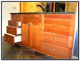 Drawer Base Cabinets Kitchen Brilliant Backsplash 3 Drawer Kitchen Cabinet Base With Regard To